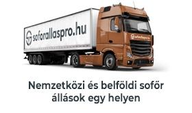 Soforallaspro — Nemzetközi és belföldi sofőr állások egy helyen
