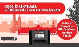UTA One: okos megoldás Lengyelországban