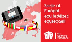 UTA One: szelje át Európát egyetlen fedélzeti egységgel